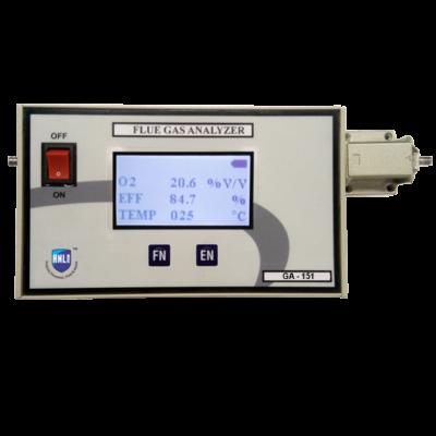 PORTABLE GAS ANALYZER GA–151 | HNL Systems - Gas detectors